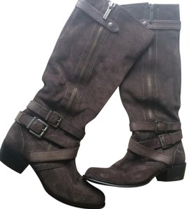 Gianni Bini Gray Boots