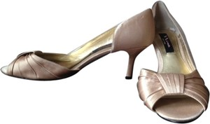 Nina Shoes Wedding Open-toe champagne Formal