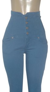 BB Jean Corset Highwaist Colored Vintage Skinny Jeans
