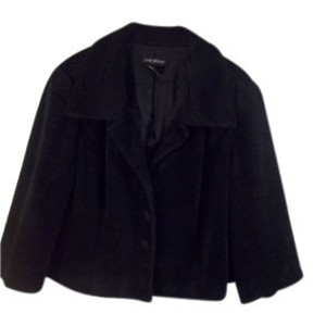 Lane Bryant BLACK Jacket