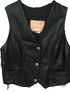 Walter Dyer is Leather Vest