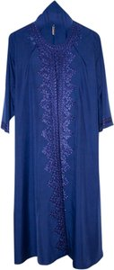 Royal blue Maxi Dress by My Fair Lady Shalwar Kameez