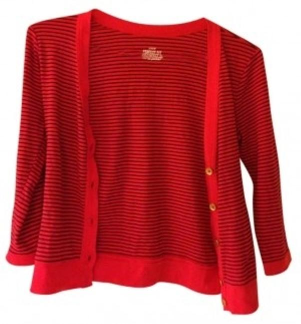 Preload https://item2.tradesy.com/images/jcrew-red-and-blue-perfect-fit-collection-cardigan-size-0-xs-156406-0-0.jpg?width=400&height=650