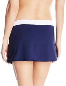 Anne Cole Anne Cole Swimsuit Slimming Bottom bikini skirt BlackWHITE