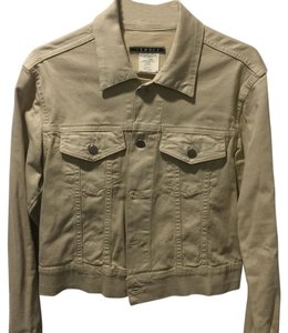Theory Tan Jacket