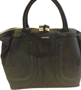 See by Chloé Satchel in CHARCOAL GRAY