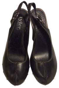 Richard Tyler Black Platforms