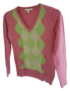 Merona Argyle Sweater