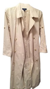 Chaps Trench Trench Coat