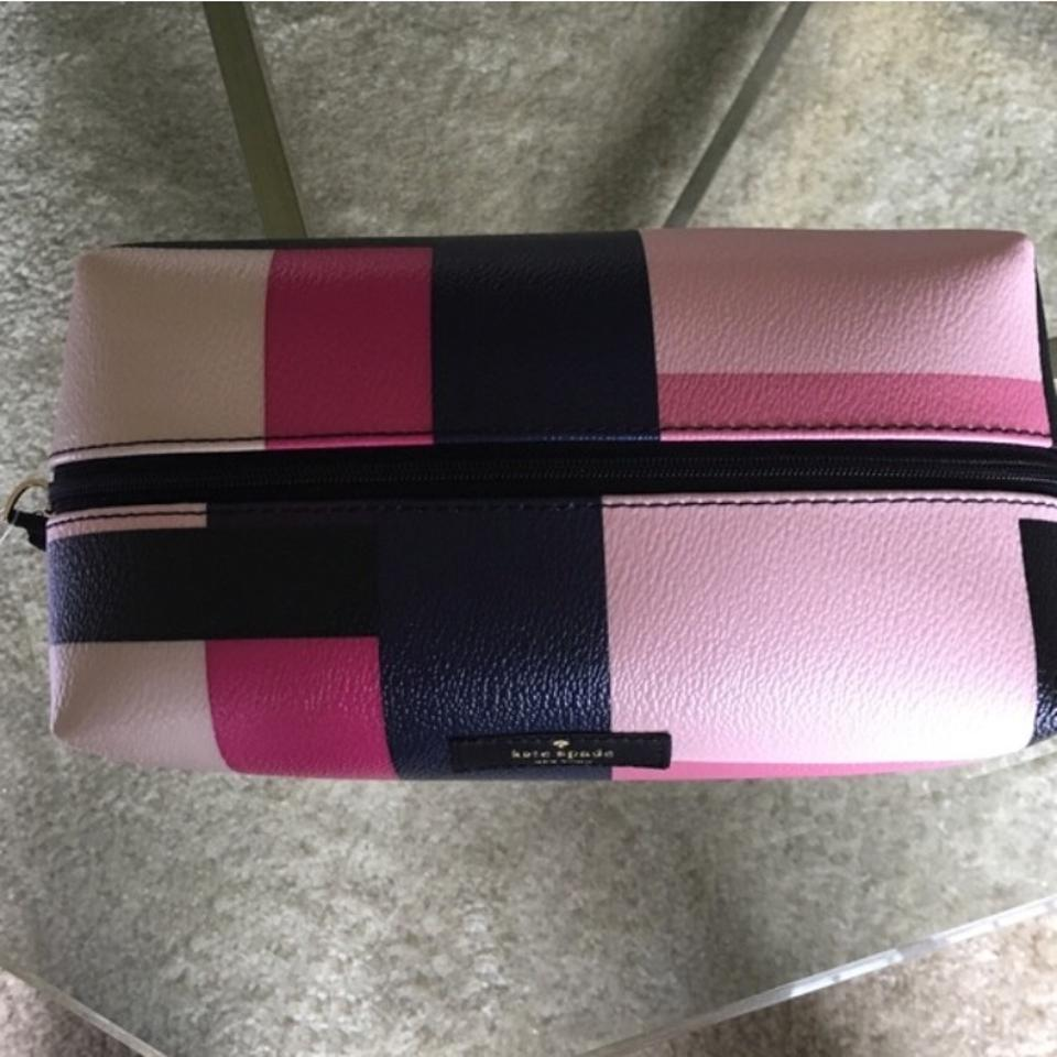 c071d42be85c Kate Spade Kate Spde Medium Davie Brightwater Drive Color Block Party (925)  Image 3. 1234