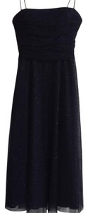 Eliza J Tulle Sequins Formal Prom Night Out Dress