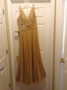 Other Gold Dress