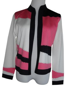 Ming Wang Multi-color Jacket