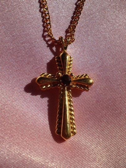 Other CROSS W/GARNET