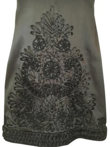 Sue Wong Elegant Intricate Detail Sexy Dress