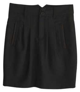 bruns bazaar Mini Skirt black