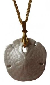 Unknown Sand Dollar necklace