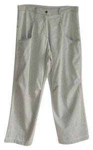 Sarah Pacini Relaxed Pants gray
