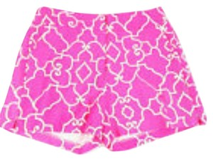 Melly M Imported Mini/Short Shorts pink
