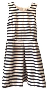 Gap short dress Navy white on Tradesy