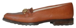 Bally brown Flats