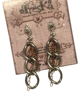 Treska Treska pierced earrings