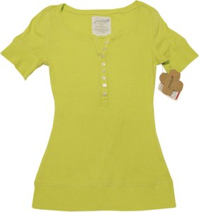 Grane Short Sleeve Womens Fit T Shirt Key lime