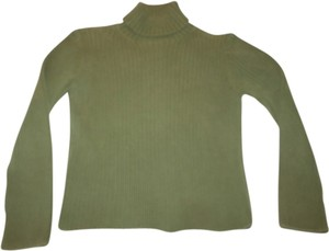 Old Navy Green Turtleneck Cotton. Clearance Sweater