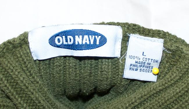 Old Navy Turtleneck Cotton. Sweater