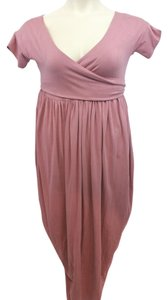 Maxi Dress by Marc Jacobs Pink Cotton