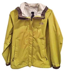 The North Face Yellow Jacket