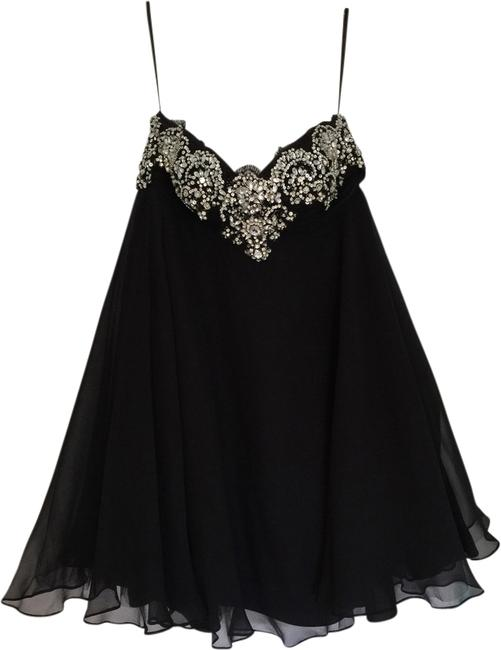 Other Formal Size Small Embellished Strapless Dress