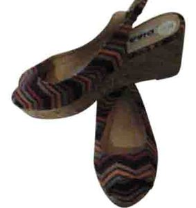 Diba Multi-color Wedges