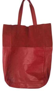 H&M Tote in Red