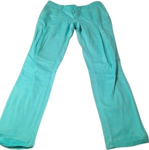 Roxy Skinny Pants Teal green/blue