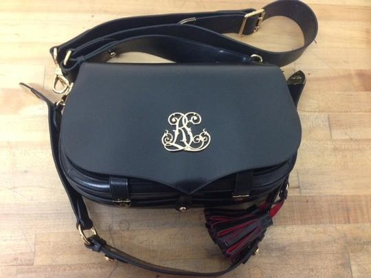 Ralph Lauren Luxury Handbag Gift For Her Gifts For Her Black Messenger Bag