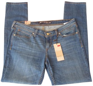 Levi's Nwt Levis Size 15 Low Rise Skinny Jeans-Medium Wash