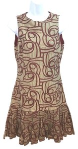 Hoss intropia short dress Soutache on Tradesy