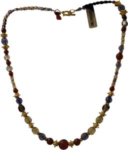Banana Republic Brand NEW Banana Republic multi crystal, beaded necklace