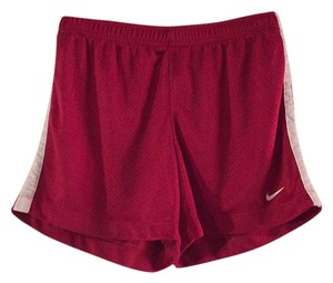 Nike Red Shorts