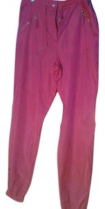 Chanel Relaxed Pants fushia