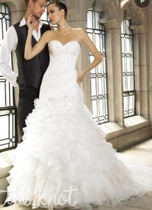 Moonlight Bridal H1183 Wedding Dress