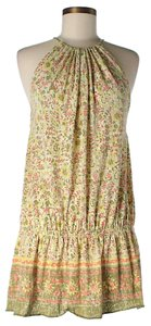 Free People short dress Floral Halter on Tradesy