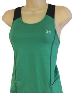 Under Armour Under Armour athletic top green black Sm
