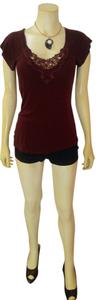BCBGMAXAZRIA P2057 Bcbg Maxazria Top brown