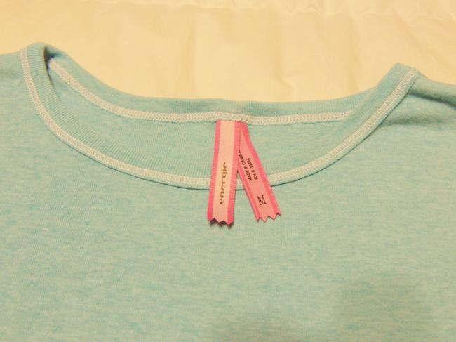 Energie Womens Fit Pastels 3 Pack T Shirt Grey, blue, pink