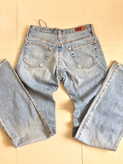 AG Adriano Goldschmied ~ ~ New With Tag ~ Flare Leg Jeans-Medium Wash