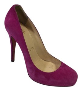 Christian Louboutin Fuchsia Pumps