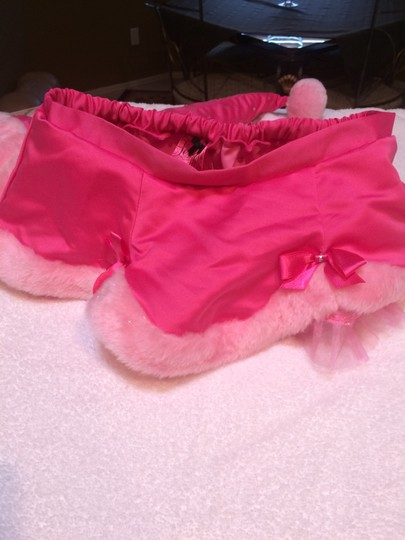 Victoria's Secret Santa Hat and Skirt