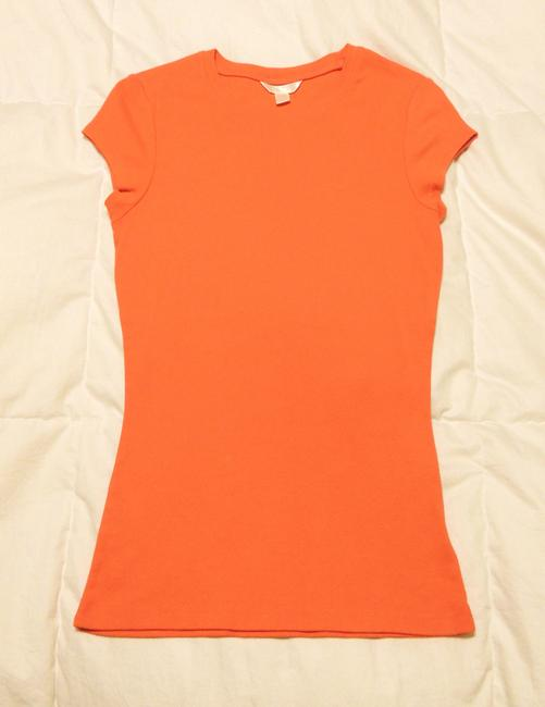 Energie Long Torso Ladies Fit T Shirt Orange, Red, Aqua